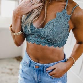 Shore Styles Lace Bralette