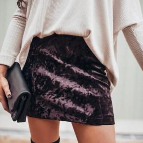 Plum Perfect Skirt