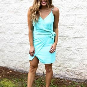 Malibu & Mimosas Dress