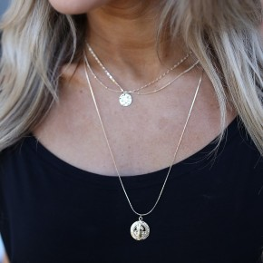 Happiness All Around Necklace