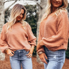 Pop Of Winter Sweater