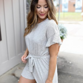 Through All Things Romper
