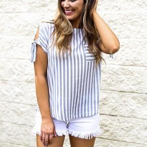 Sweet & Striped Top