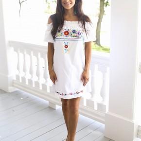 Waterfront Mimosa Dress