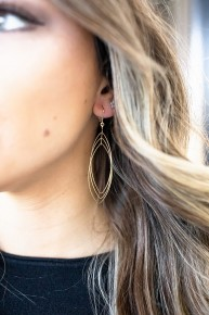 Taking Chasing Earrings