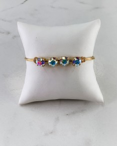 Victoria Lynn Wire Bracelet