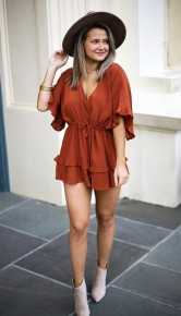 Another Turning Point Romper