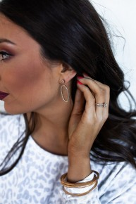Speak Life Earrings