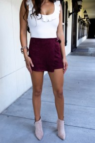 How To Be Confident Skort