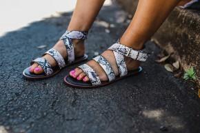 Breaking Wild Sandals