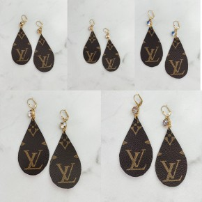 Victoria Lynn LV Earrings