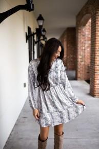 Somebody In Mind Dress