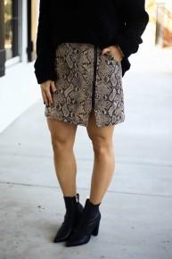 Positive Vibes Skirt
