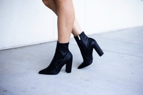 Going All In Booties