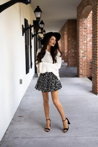Flip A Coin Skirt