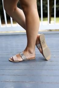 Smooth Strutting Sandals