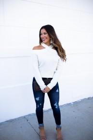 Pep Talks Sweater