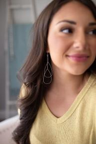 Good Impressions Earrings