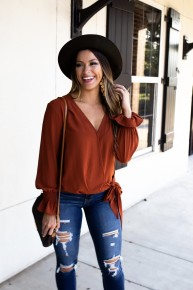 Mad About You Top