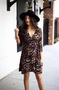 Let's Run Wild Dress