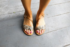 Go Your Own Way Sandals