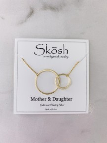 Mother & Daughter Skosh Necklace