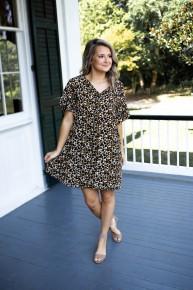 Walking In the Wild Dress