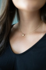 Be My Star Necklace