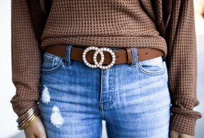 Between Moments Belt