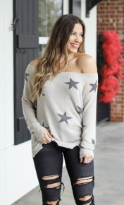 Shooting Star Sweater