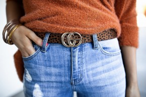 Call It Love Belt