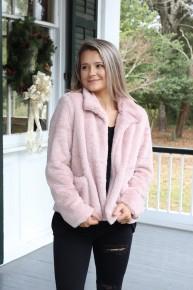 Fuzzy Fuzzy Jacket