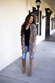 Fine In No Time Cardigan