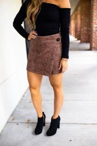 Last To Love Skirt