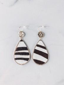 Talk Of The Boardwalk Earrings