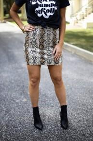 Forever Fierce Skirt