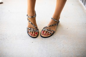 Face The Fact Sandals