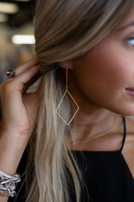 Now's The Time Earrings