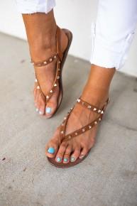 Way Too Cool Sandals