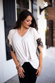 New In Town Top