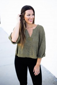 Outshine You Sweater