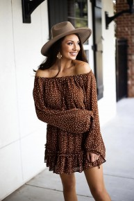 All About Autumn Dress