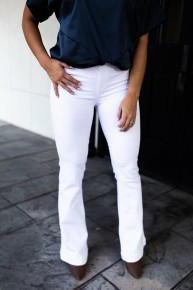 Standing Tall Flare Jeans