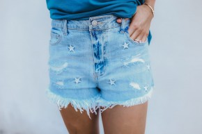 Shoot For The Stars Shorts