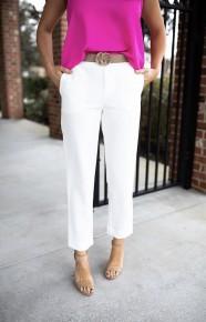 Business Class Pants