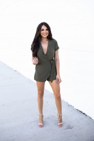 Go Away With Me Romper
