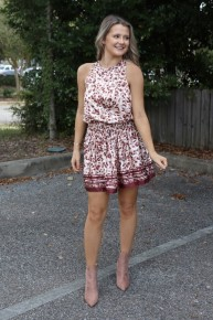 On The Prowl Dress