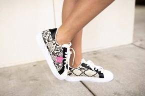 Let's Kick It Sneakers