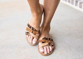 On The Slide Sandals