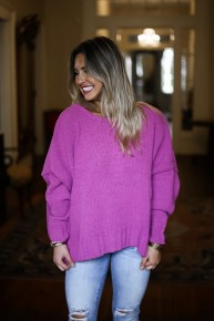 Bright and Bundled Sweater